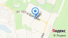 Храм Святого праведного Ионна Кронштадтского на карте