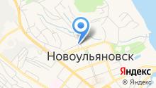Закусочная на ул. Мира на карте