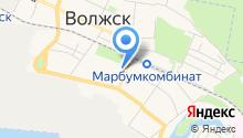 ИФНС на карте