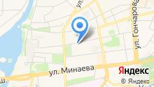 управление фсб россии на карте