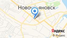 БТИ г. Новоульяновска на карте