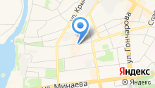 Present на карте