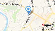 ултрансмедиа - маршрутно-информационное агентство на карте