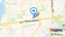 сервисный центр сеть супермаркетоцифровой техники днс на карте
