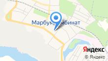 Центральная районная поликлиника, ЦГБ на карте