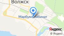 Волга Строй Путь на карте