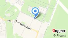 Волжский детский экологический центр на карте