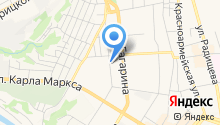 Управление гражданской защиты г. Ульяновска на карте
