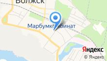 Флористический салон на Коммунистической на карте