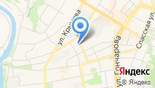 АвтоФайв на карте
