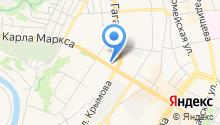 Ульяновская областная общественная организация охотников и рыболовов на карте