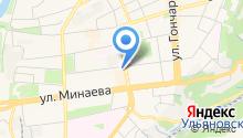 Apple iService на карте