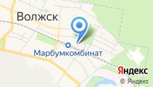 Йошкар-Олинский медицинский колледж на карте
