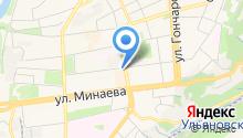 INNA RYZHAK STUDIO на карте