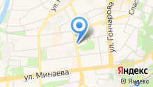 OLEX на карте