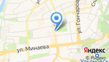 Inter-Металл на карте