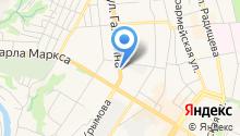 Нотариус Балакирева А.А. на карте