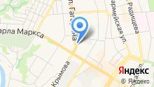 АВТОПРОКАТ КОЛОБОК на карте