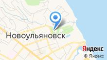 Волжские просторы, ОГАУСО на карте