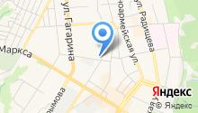Ямато на карте