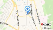 Автостерео на карте