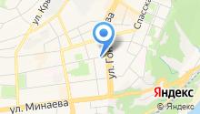 Инфоринг на карте