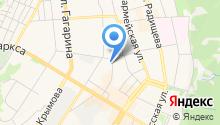 ConFederation на карте