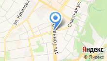 Мир торжеств - Свадебный салон на карте