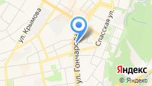 My hobby на карте