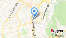 Дизайн Онлайн на карте