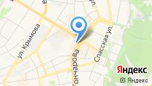 сеть меховых салоно*татьяна* на карте