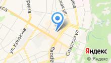Aqua-Tour на карте