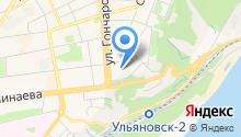 Рекламное агентство ТОЧКА.РУ на карте