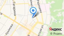 Dozorova на карте