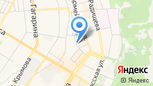 BodyTeck на карте