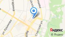 DailyMedServise на карте