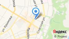 Gonzo на карте