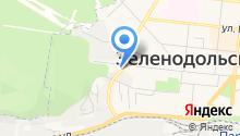 Шиномонтажная мастерская на ул. Ленина на карте