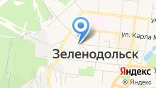 Следственный отдел по Зеленодольскому району на карте