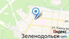 Архивный отдел Исполнительного комитета Зеленодольского муниципального района на карте