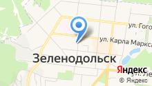 ФЕС на карте