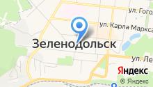 Мировые судьи Зеленодольского района и г. Зеленодольска на карте