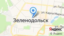 Зеленодольский городской суд на карте