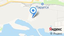 Пожарная часть №52 г. Зеленодольска и Зеленодольского района Республики Татарстан на карте