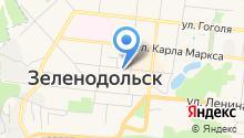 ЕВРОДВЕРИ на карте