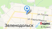 УПРАВДОМ+ на карте