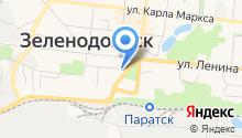 СДЮШОР №1 по спортивной гимнастике на карте