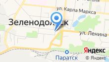 Нотариус Фаттахова Н.М. на карте