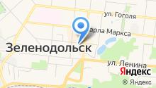 Поликлиника №1, ЦРБ на карте