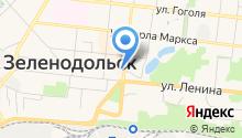 Салон белорусской мебели на карте